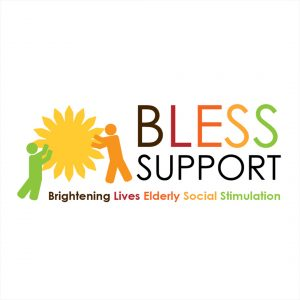 Bless Support Logo
