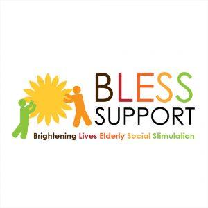 Bless Support Logo