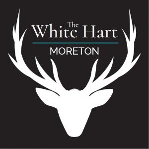 White hart logo concept 3