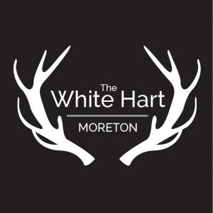 White hart logo concept 2