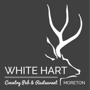 White hart logo concept 1