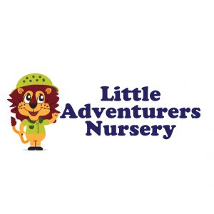 Little Adventurers Nursery Logo