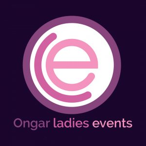 Ongar Ladies Events Logo